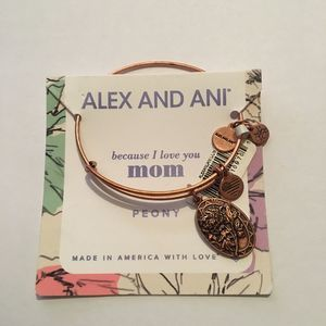 Alex And Ani MOM Bracelet